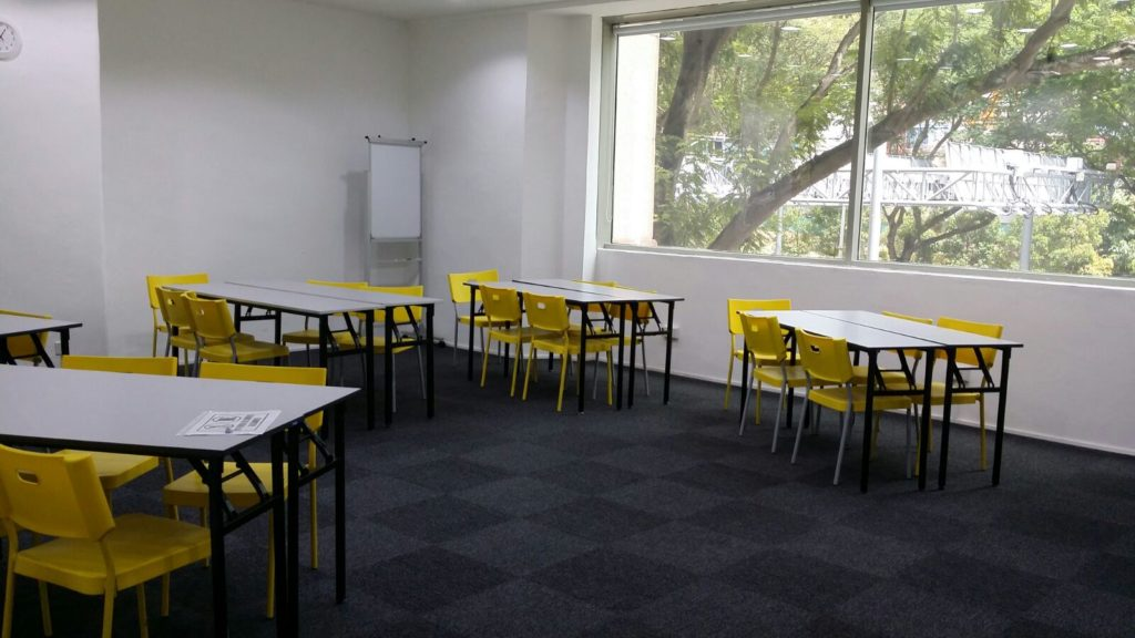 Training Room Rental Singapore SSC