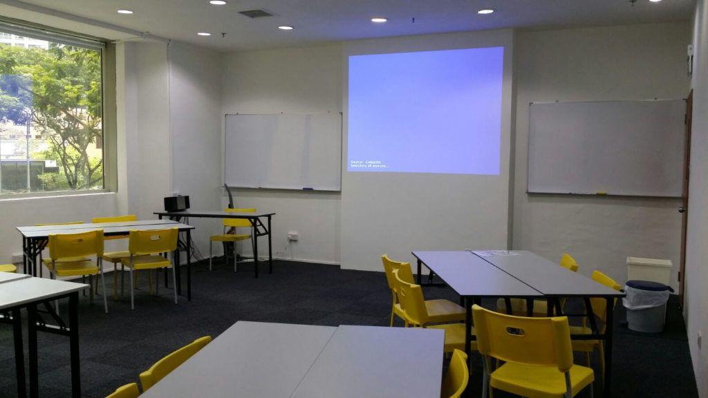 training room rental singapore ssc room 2