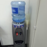 training room rental water dispenser