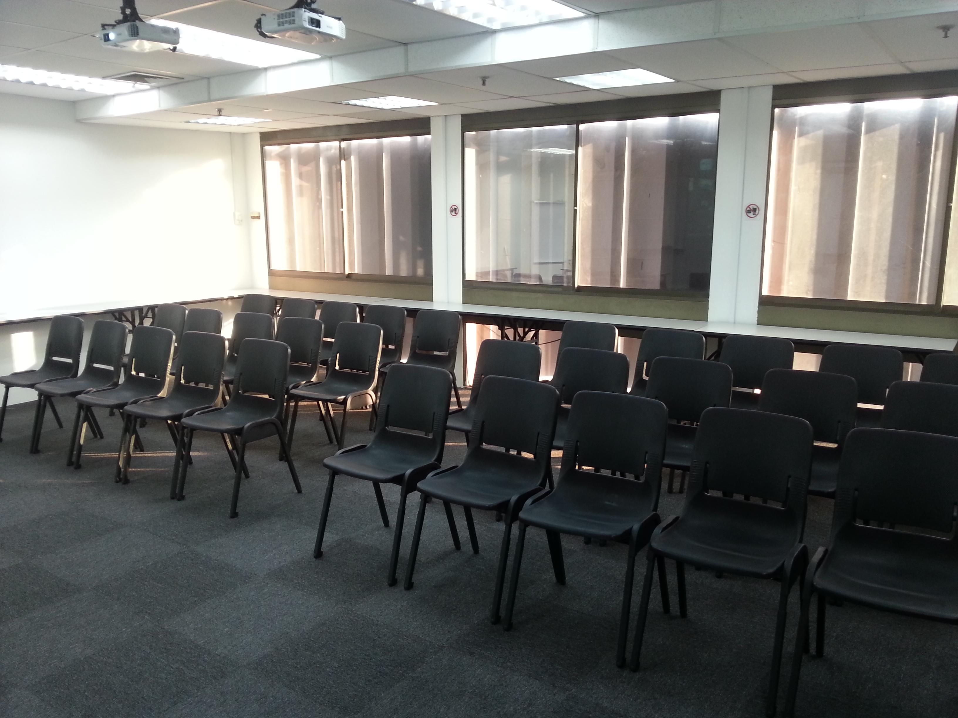 Seminar Room Rental Singapore Seating Arrangement 2