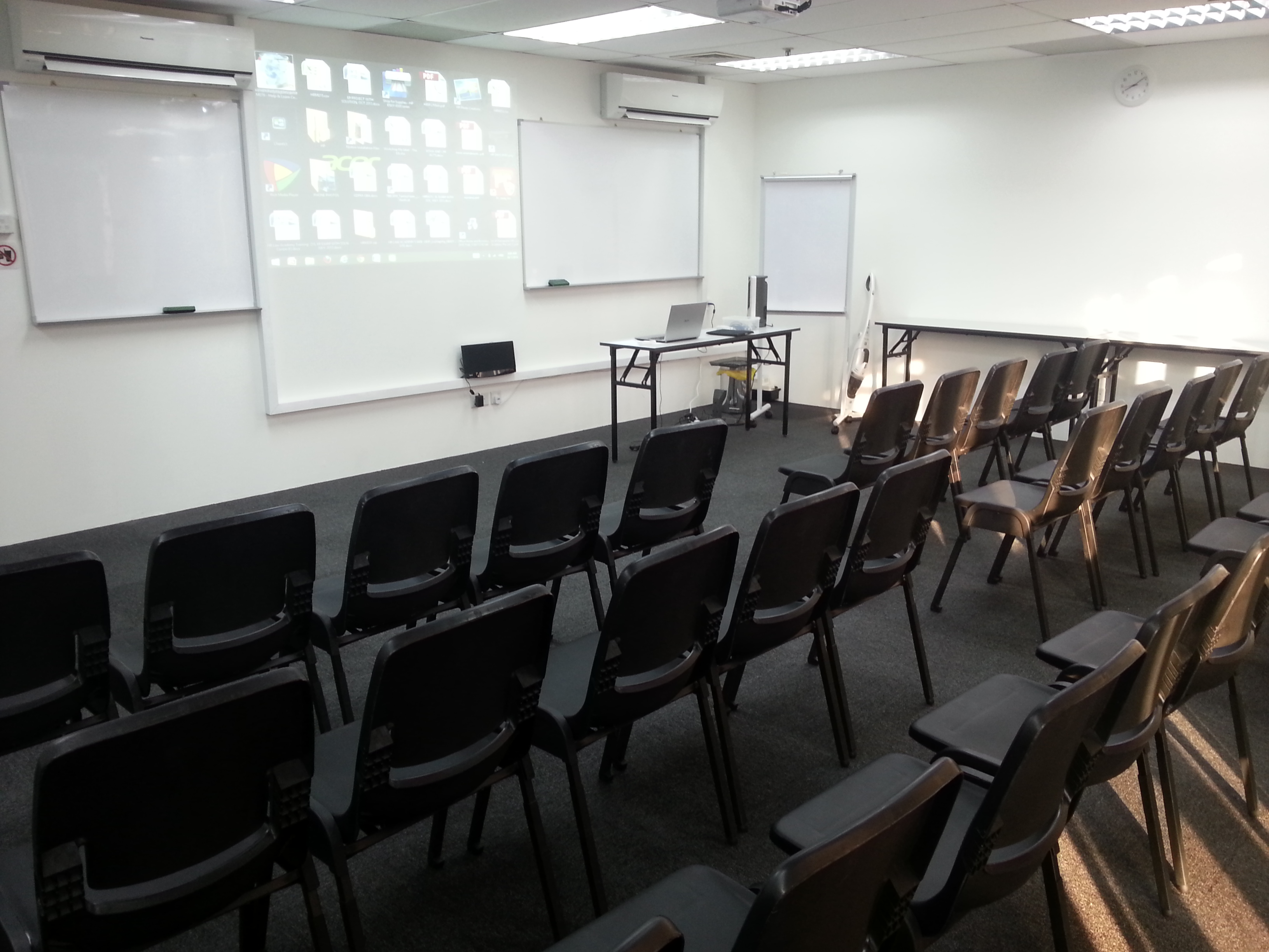 Seminar Room Rental Singapore Seating Arrangement 4