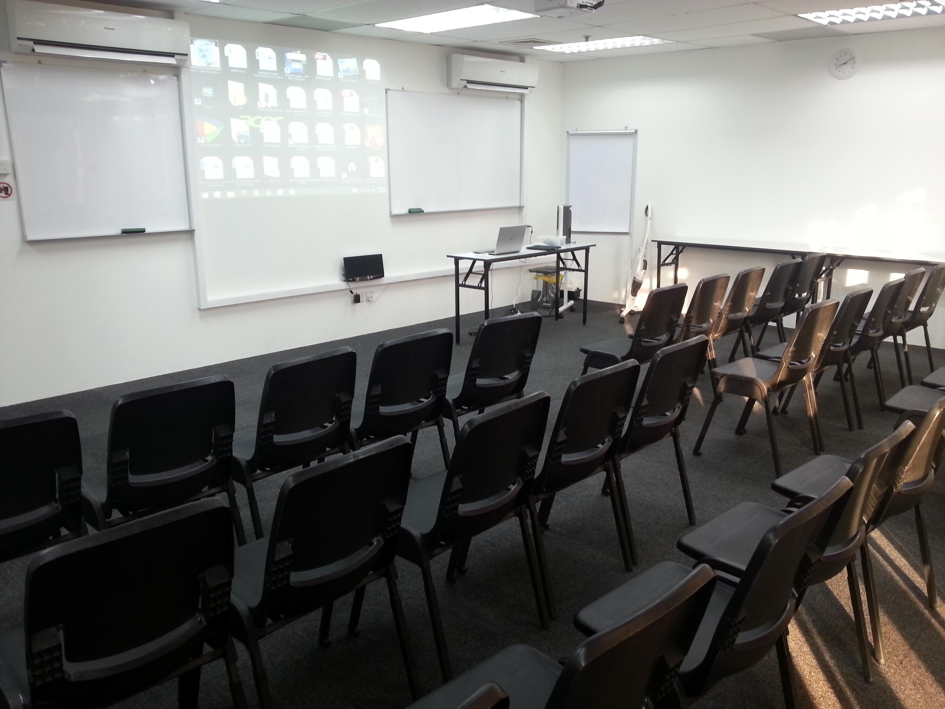 Seminar Room Rental Singapore Seating Arrangement 4