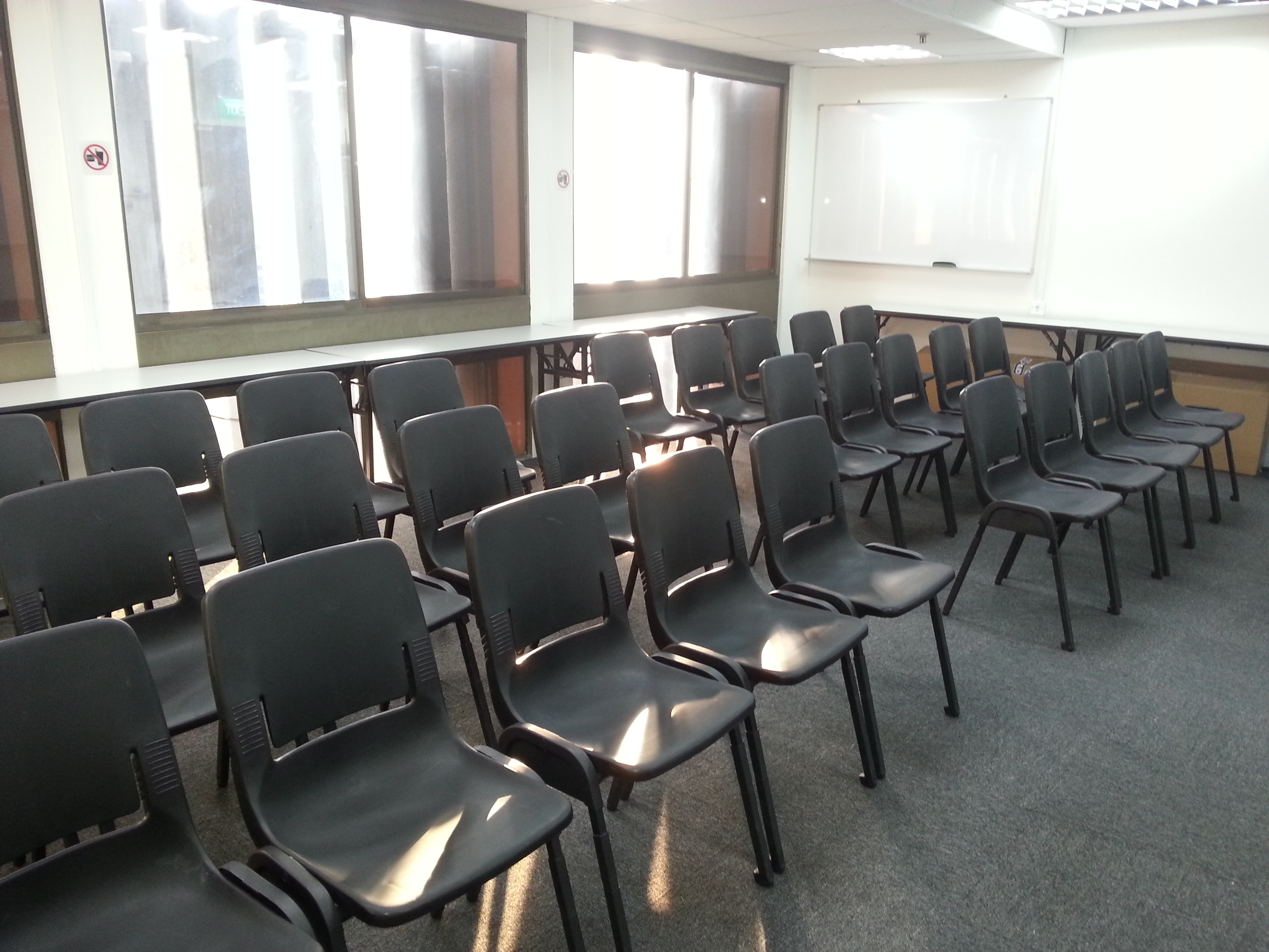 Seminar Room Rental Singapore Seating Arrangement 6
