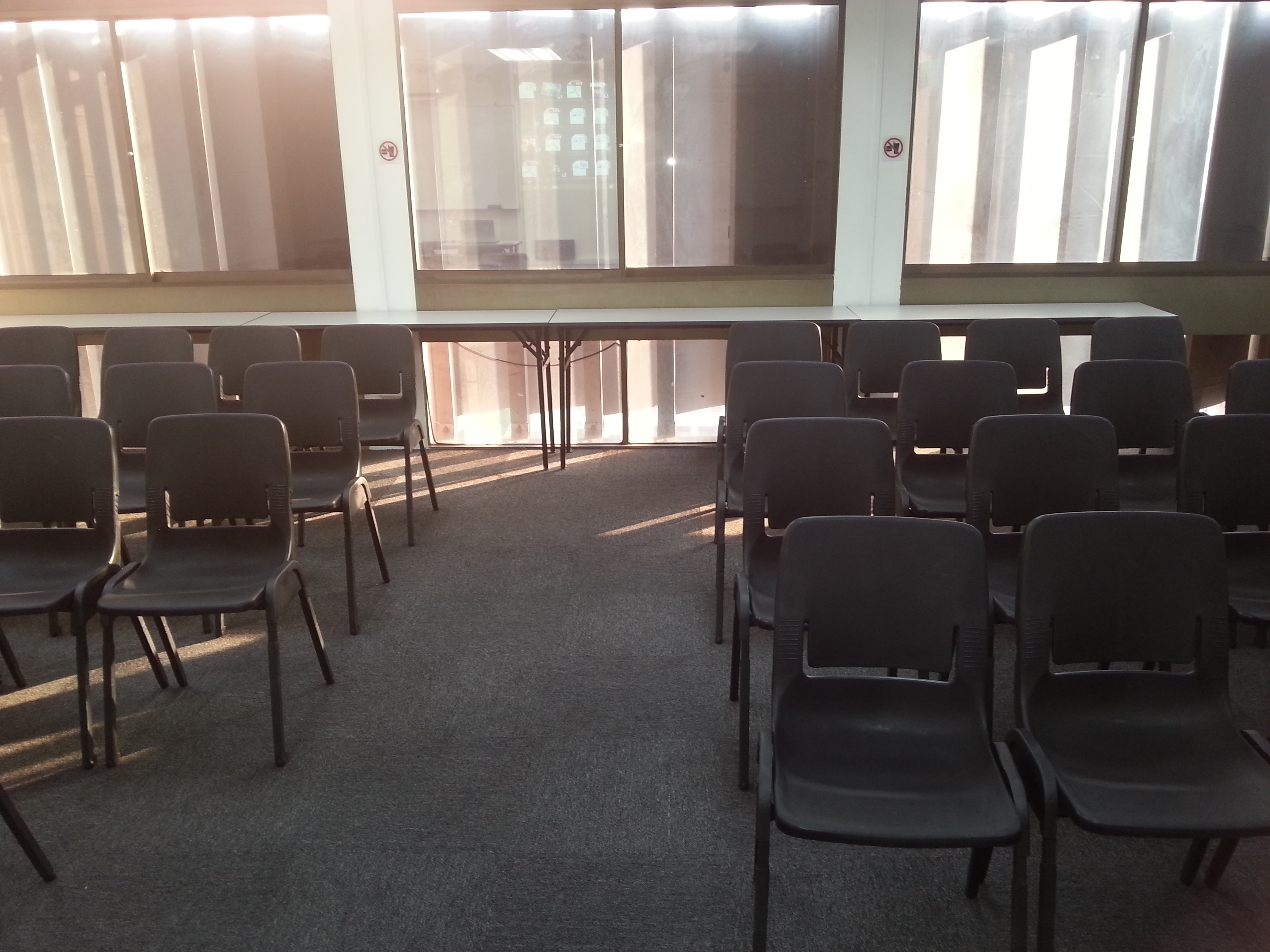 Seminar Room Rental Singapore Seating Arrangement 8