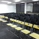 Seminar room seating 2