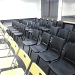 Seminar room seating 3